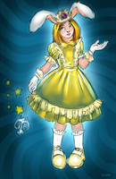Rael Princess by turbinedivinity
