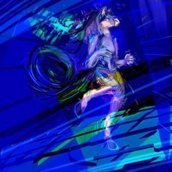 shadowquine by turbinedivinity
