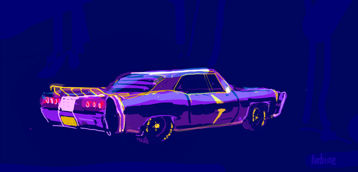 Dragoneer Impala