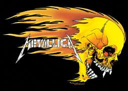 metallica by falloutkid-RAWWR