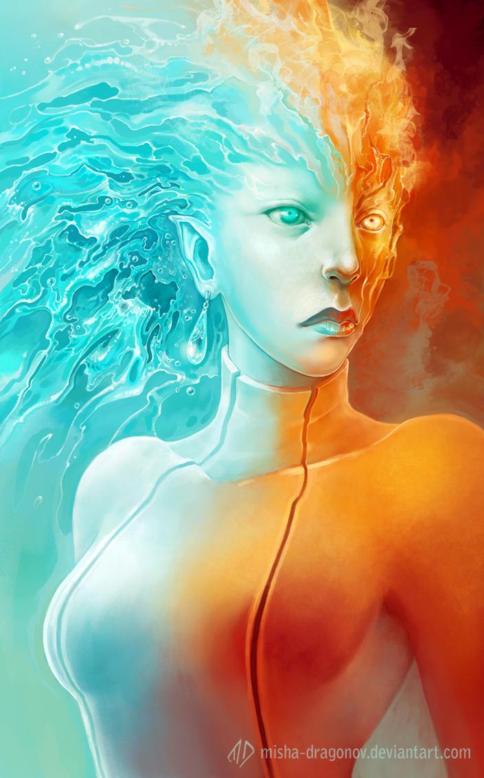 Feuer und Wasser by misha-dragonov