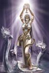 The Wanderers :  Priestess