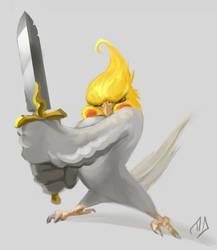024 Brave Cockatiel