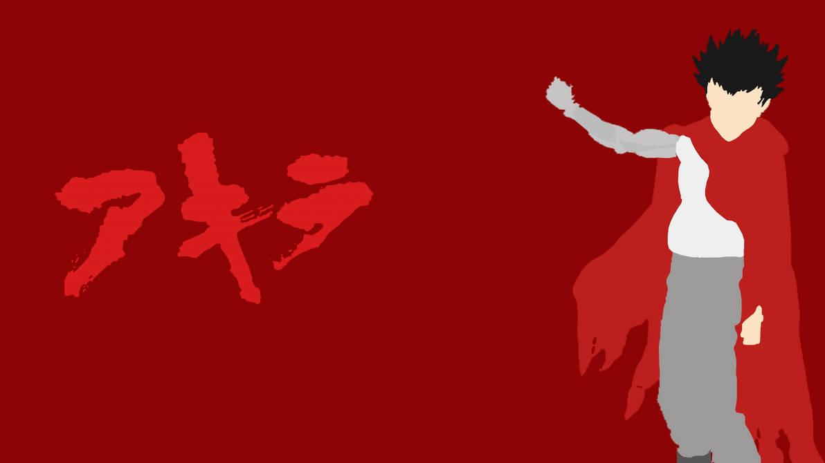 Akira Tetsuo Minimalist Wallpaper By Daniloz5 On Deviantart