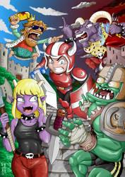 Griel's Quest portada