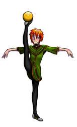 Amaryllis gymnastics ball by Dusk-Lynx on DeviantArt