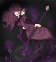 Grim reaper by Hanahirai