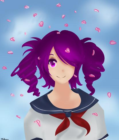 Kokona Haruka by Hanahirai