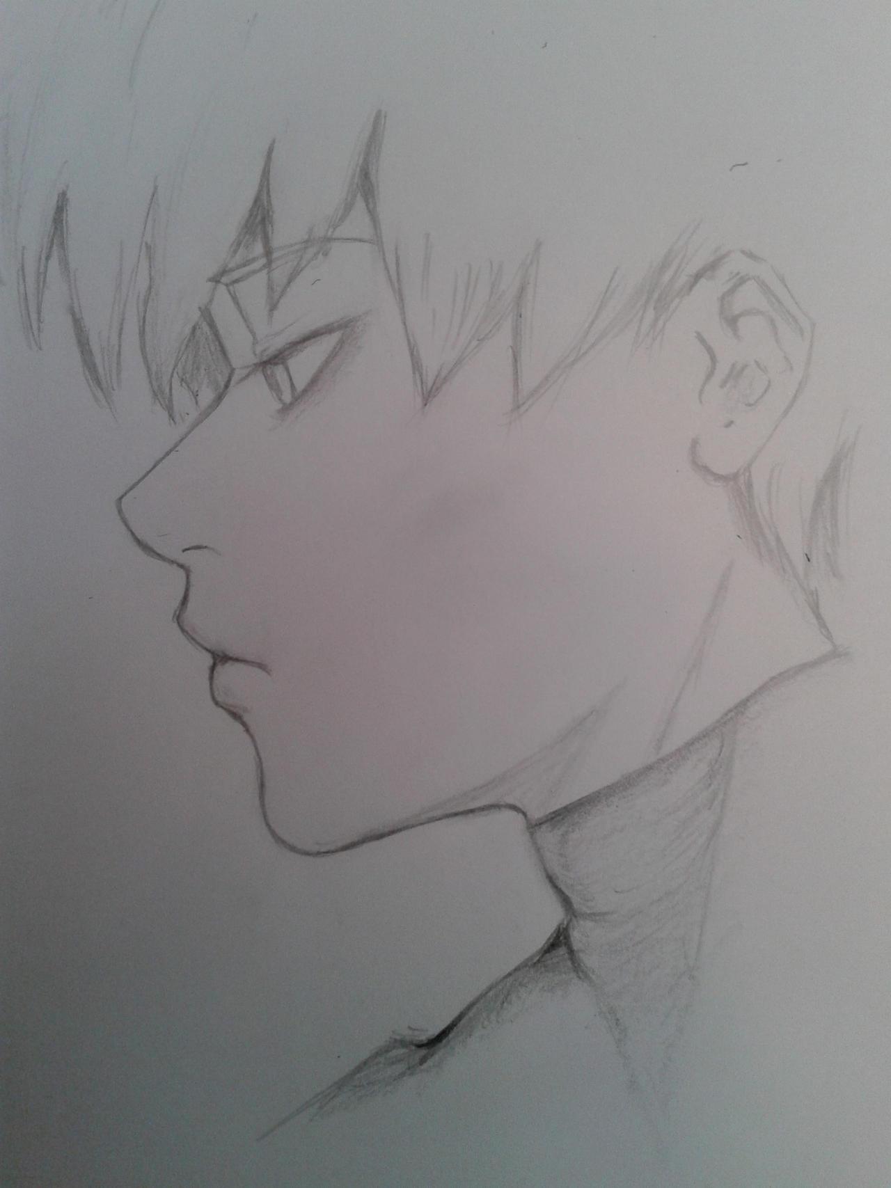 kaneki tokyo ghoul by kiyoe94 on DeviantArt