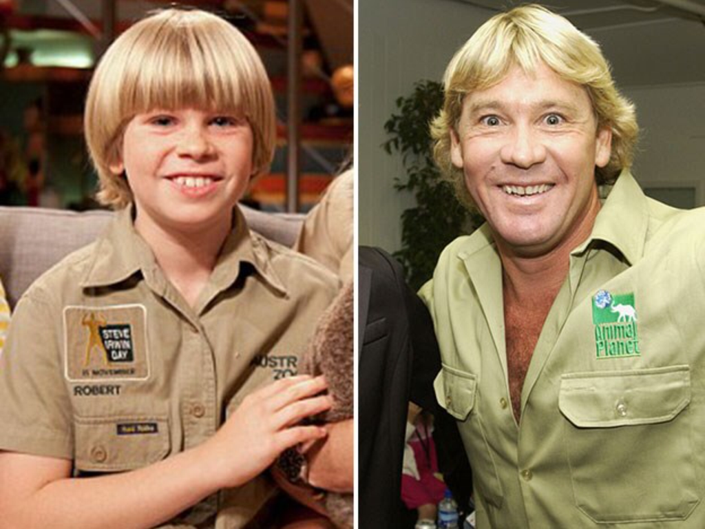 steve irwin son. steve irwin and son - his family, my family! by aussiemate2 steve irwin son