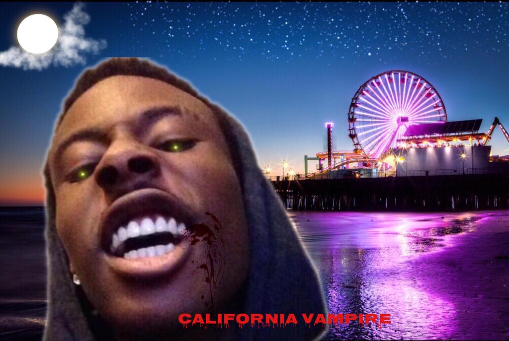 CALIFORNIA VAMPIRE by Aussiemate2