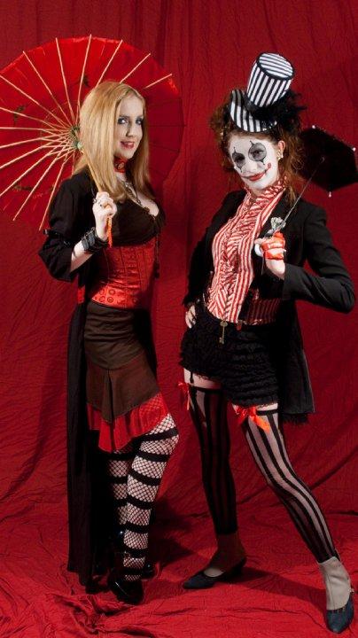 dark circus by lilylynne sc 1 st deviantart