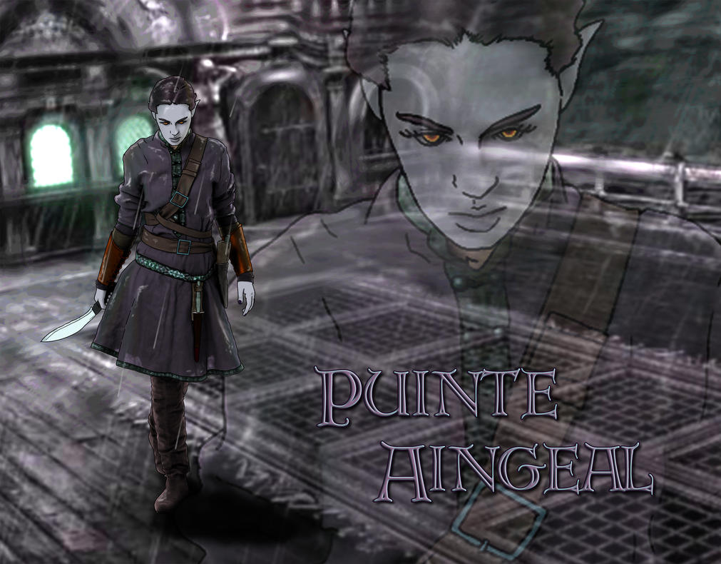 Puinte Aingeal - Just Because by DBWyld