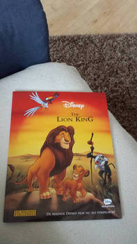 The Lion King - Comic
