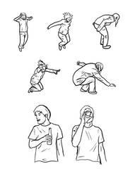 Movement Study 1