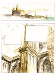 Prag Comic Sample