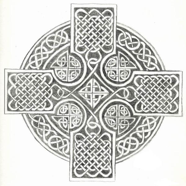 Celtic knots 3 of 3 by sweetmarly
