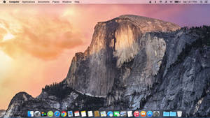 Original Os X Yosemite Desktop