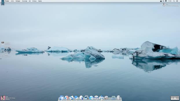 Winter desktop