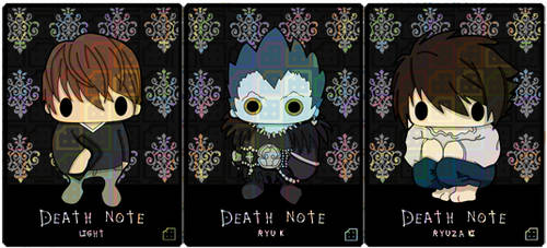 Death Note by tinat8m