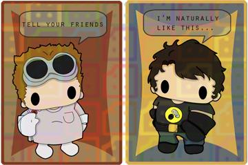Dr. Horrible's Sing-Along Blog by tinat8m