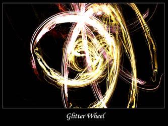 Glitter Wheel by TwistingMyArm