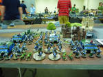 2000 point army - ground view