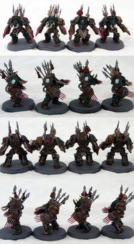 Shadow Acolytes Terminators