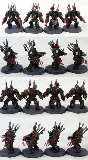 Shadow Acolytes Terminators