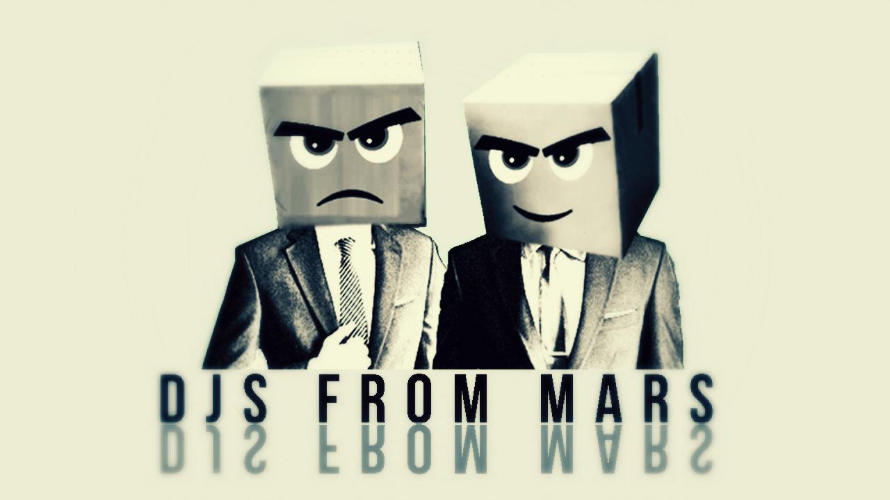 Djs From Mars Wallpaper by GamineoRatoune on DeviantArt