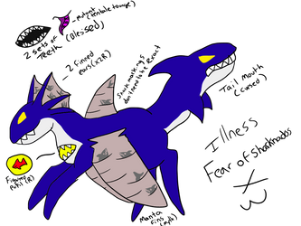 Fear Of Sharknados by Psychomagician24