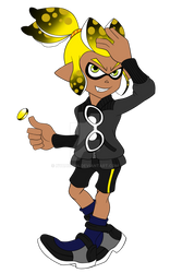 Cyrus the inkling by Nyahchi64