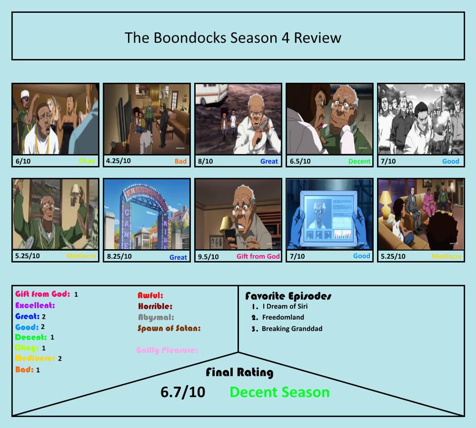 boondocks season 4 episode 10 download