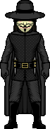 V for Vendetta Micro by DiabloPhenom
