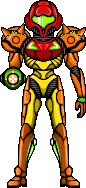 Samus Aran Micro by DiabloPhenom