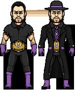 Classic Undertaker Micro by DiabloPhenom