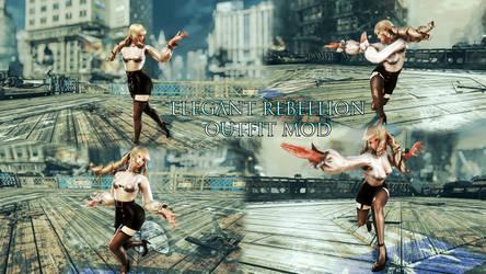 Lili Elegant Rebellion Mod T7 by dewglider