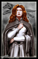 Catelyn Stark by Amok by Xtreme1992