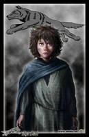 Arya Stark by Amok by Xtreme1992