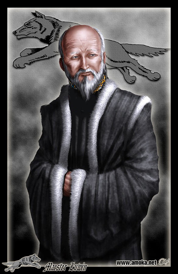 Maester Luwin by Amok by Xtreme1992