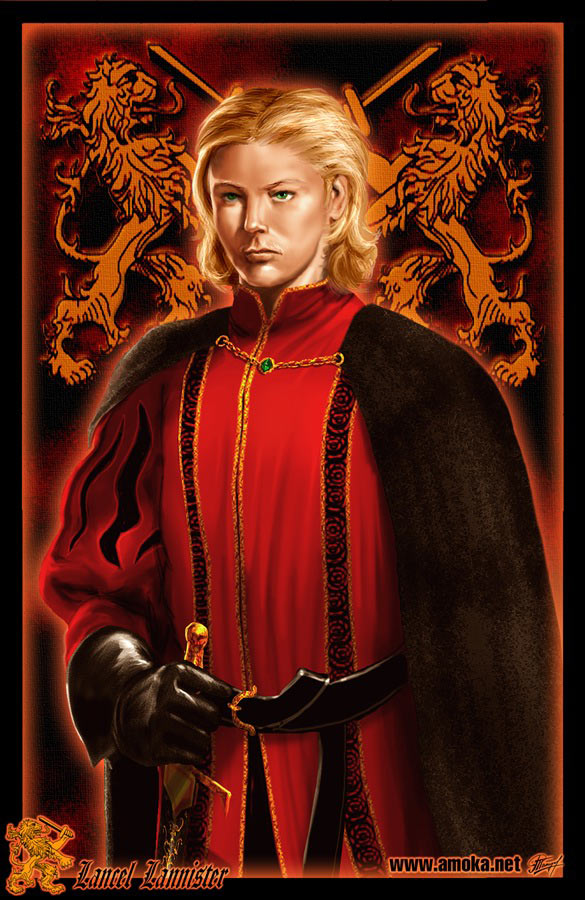 Lancel Lannister by Amok by Xtreme1992