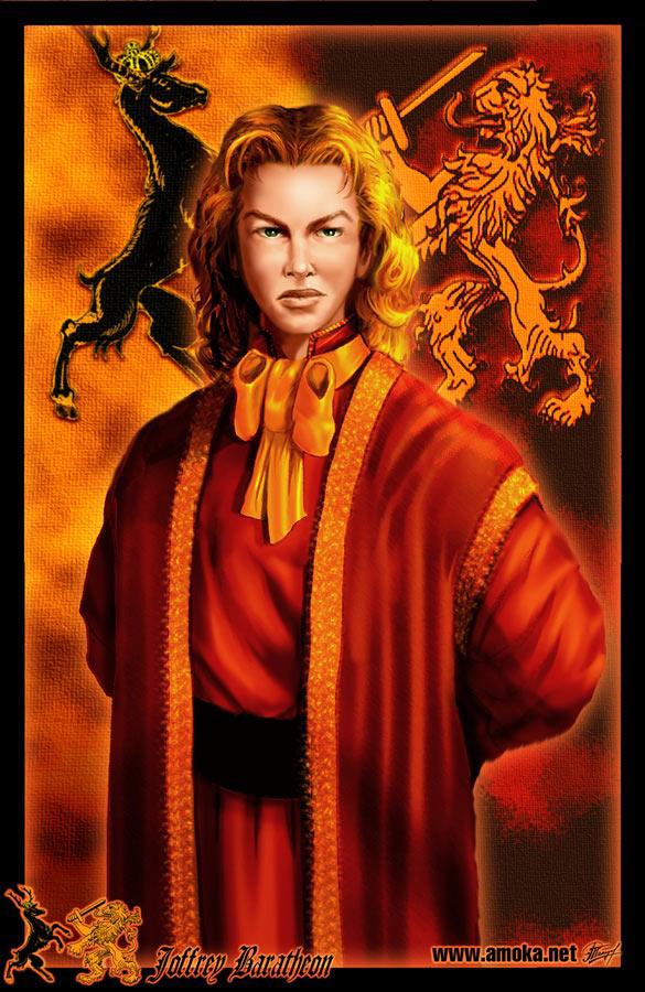 Joffrey Baratheon by Amok by Xtreme1992