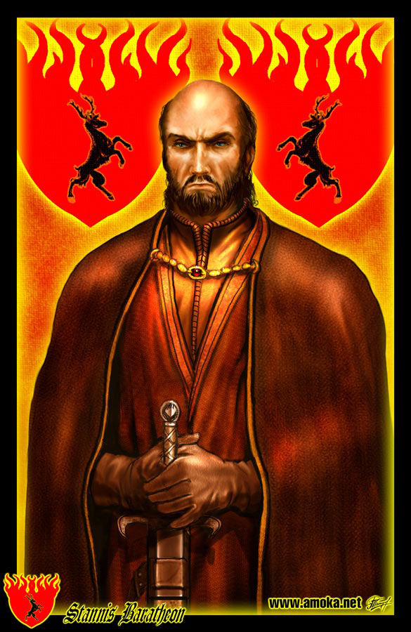 Stannis Baratheon by Amok by Xtreme1992