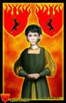 Shireen Baratheon by Amok