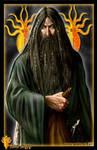Aeron Greyjoy by Amok