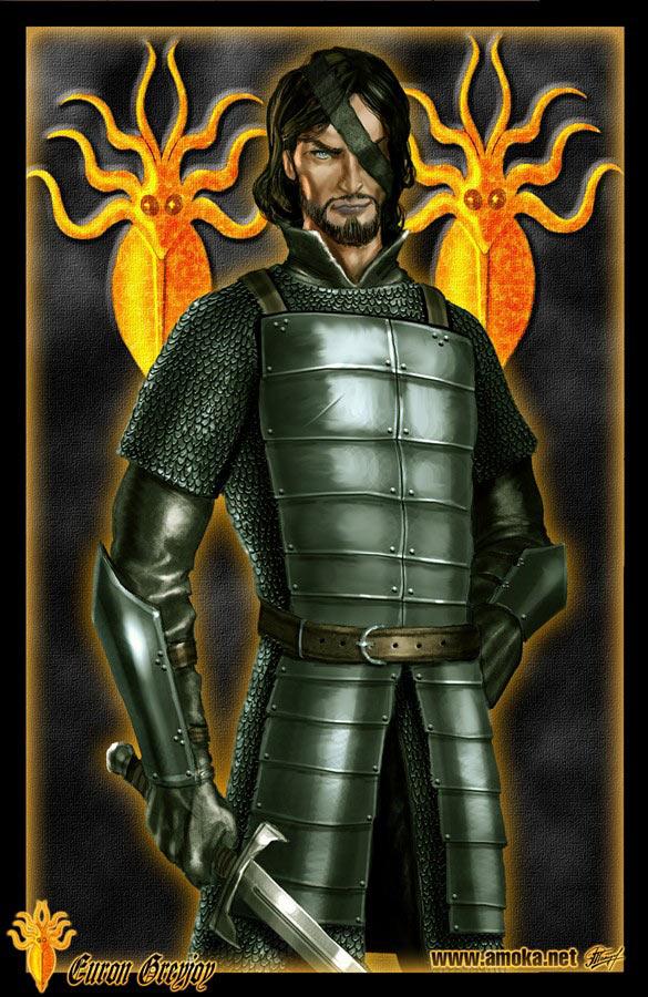Euron Greyjoy by Amok by Xtreme1992