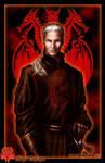 Viserys Targaryen by Amok
