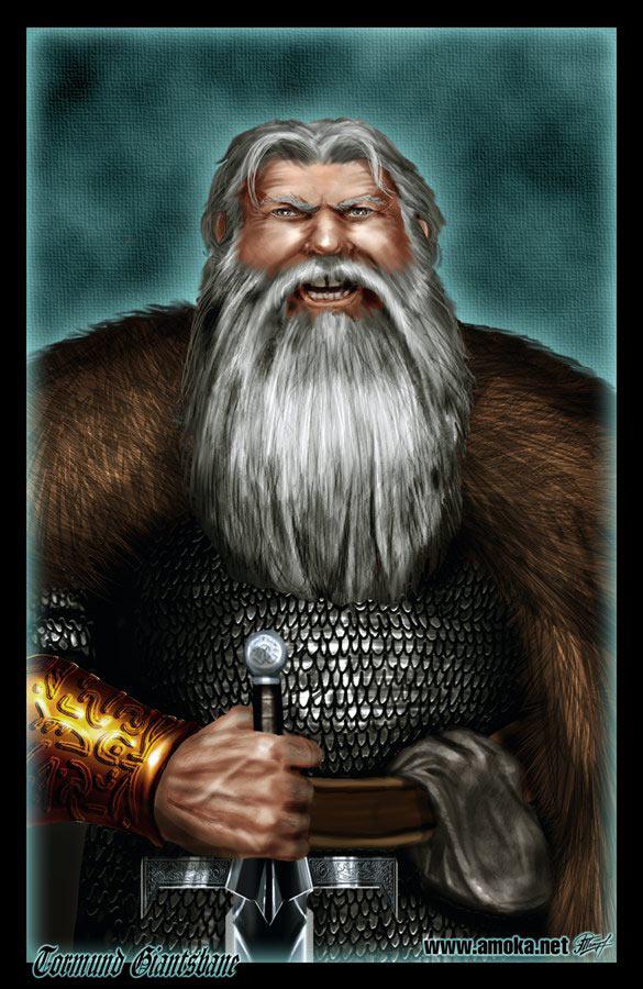 Tormund Giantsbane by Amok by Xtreme1992
