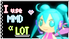 MMD stamp by Aira-Melody