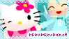 Cute MMD Stamp by Aira-Melody